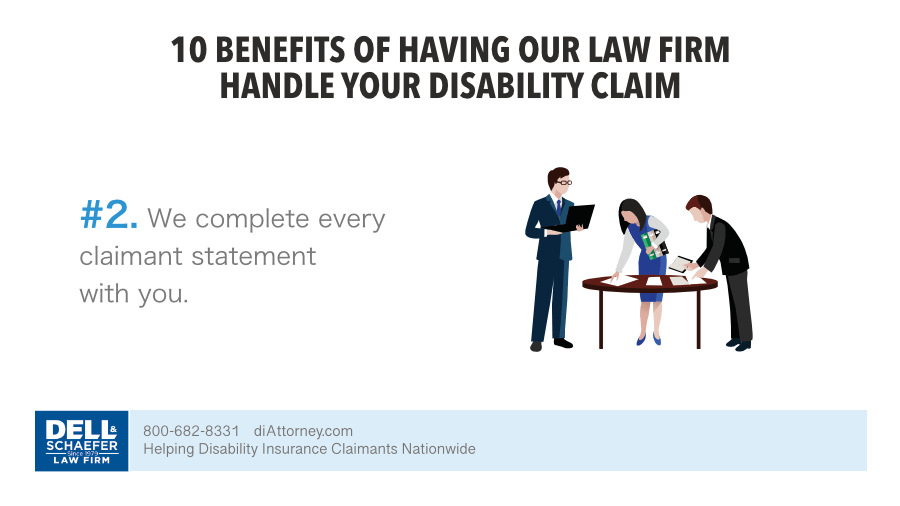 2. We complete every 