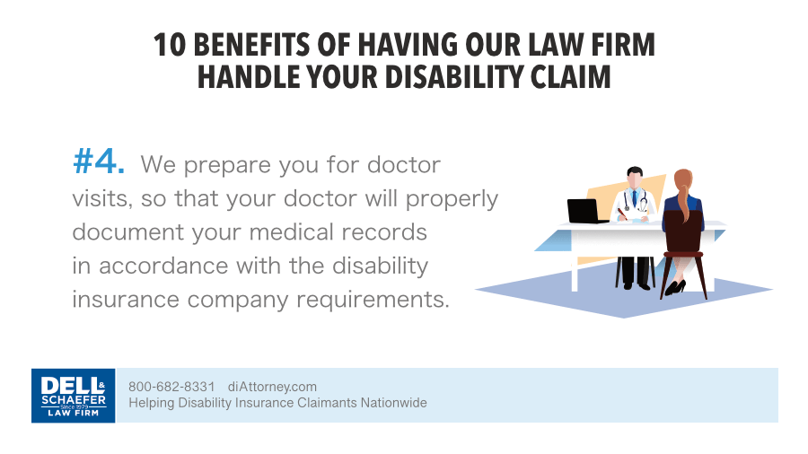 4. We prepare you for doctor