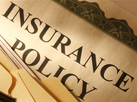 long term disability insurance claim
