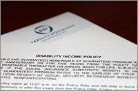 applying for disability benefits - disability application