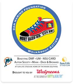 Attorneys Dell & Schaefer Support The Dan Marino Foundation's WalkAbout Autism