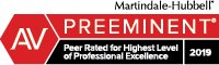 Gregory Dell has Earned AV Preeminent® Peer Review Rating™