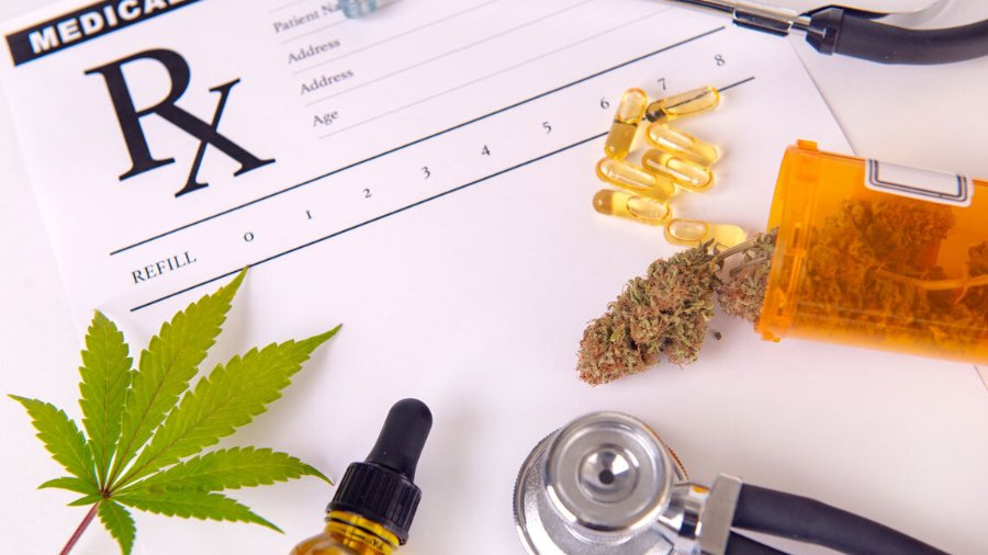 disability insurance claim and medical marijuana