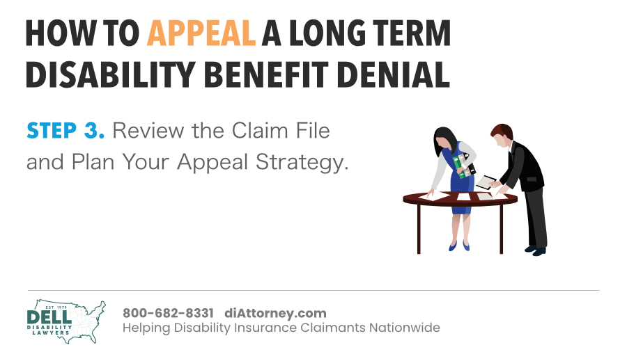 Review The Claim File And Plan Your Appeal Strategy