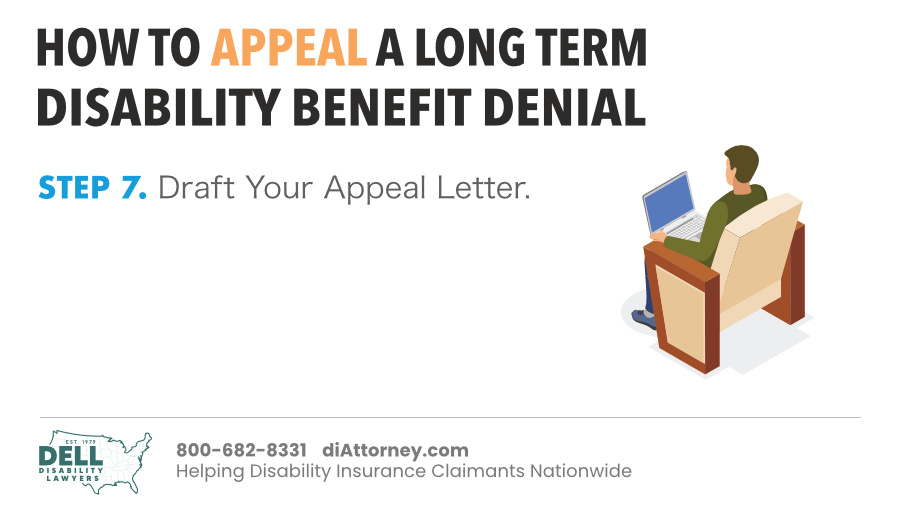 Draft Your Appeal Letter