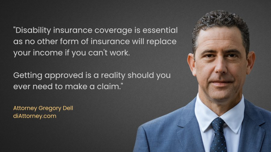 Disability insurance coverage - get an individual policy.